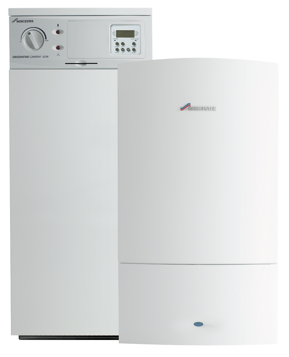 Worcester Gas and Oil Boilers